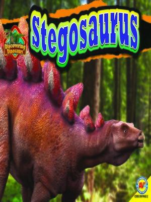 cover image of Stegosaurus
