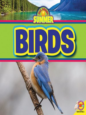 cover image of Birds
