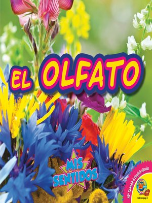 cover image of El olfato (Smell)