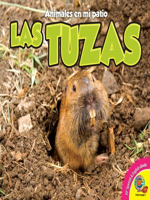 cover image of Las tuzas