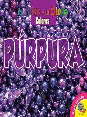cover image of Púrpura
