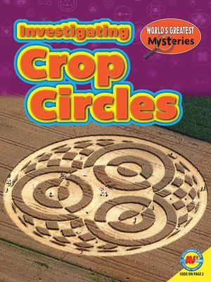 cover image of Investigating Crop Circles