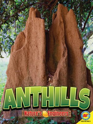 cover image of Anthills