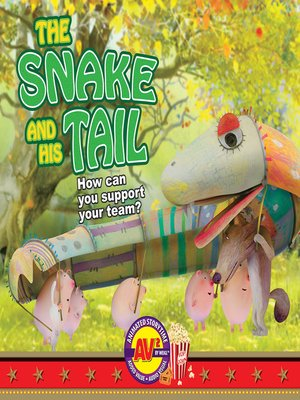 cover image of The Snake and His Tail