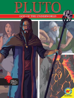 cover image of Pluto God of the Underworld