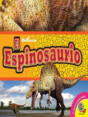 cover image of El Espinosaurio