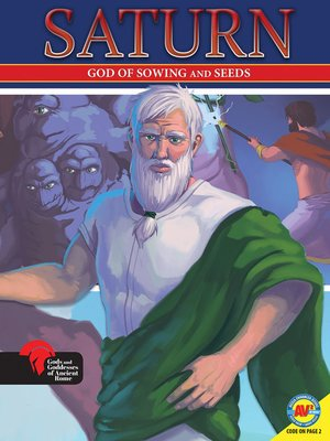cover image of Saturn God of Sowing and Seeds