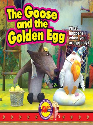 cover image of The Goose and the Golden Egg