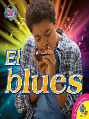 cover image of El blues