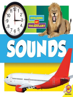 cover image of Sounds