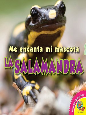 cover image of La salamandra