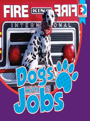 cover image of Dogs with Jobs