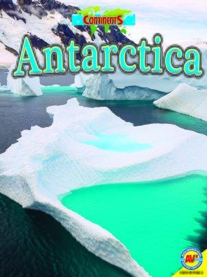 cover image of Antarctica