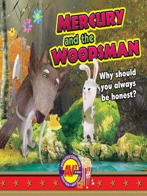 cover image of Mercury and the Woodsman