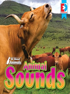 cover image of All About Animals: Animal Sounds