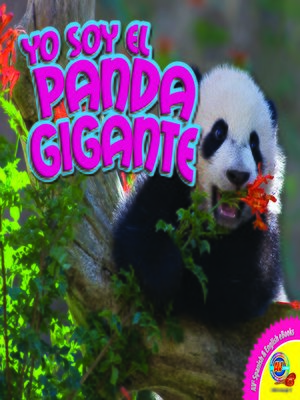cover image of El panda gigante (Giant Panda)