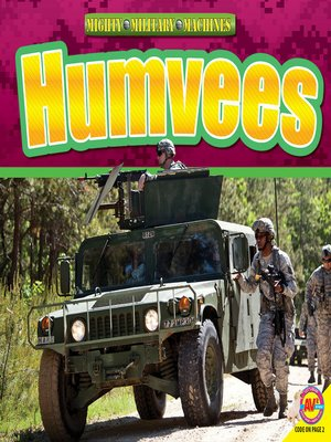 cover image of Humvees