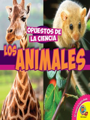 cover image of Los animales