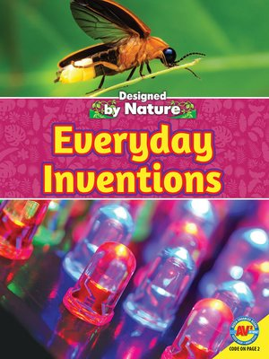 cover image of Everyday Inventions