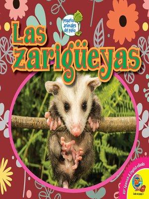 cover image of Las zarigüeyas