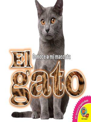 cover image of El gato