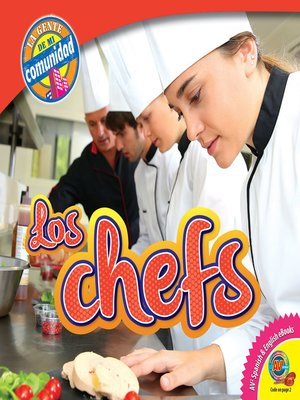cover image of Los chefs
