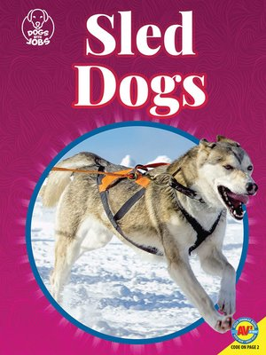 cover image of Sled Dogs
