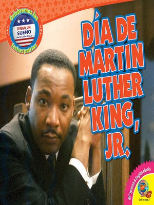 cover image of Día de Martin Luther King, Jr.