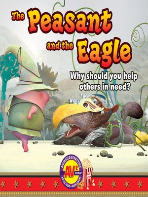 cover image of The Peasant and the Eagle