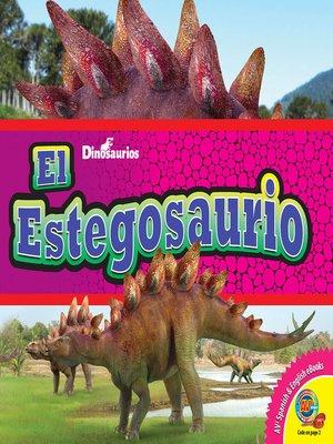cover image of El Estegosaurio