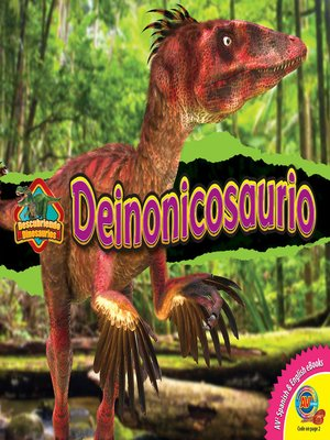 cover image of Deinonicosaurio