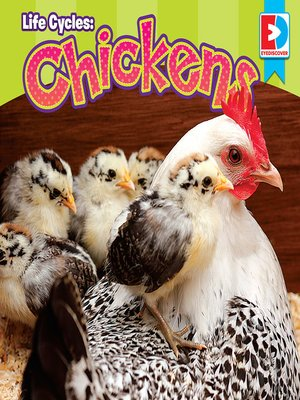 cover image of Life Cycles: Chickens