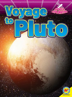 cover image of Voyage to Pluto