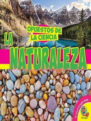 cover image of La naturaleza