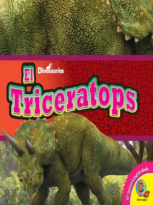 cover image of El Triceratops