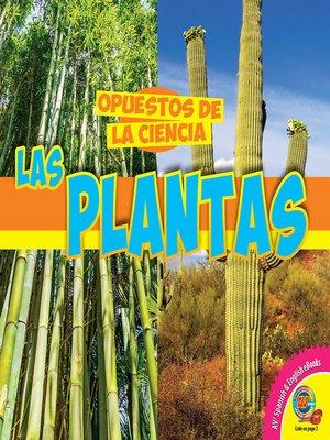 cover image of Las plantas