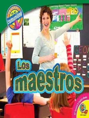 cover image of Los maestros