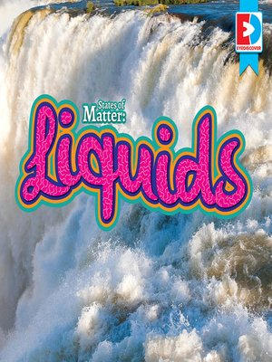 cover image of States of Matter: Liquids
