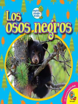 cover image of Los osos negros