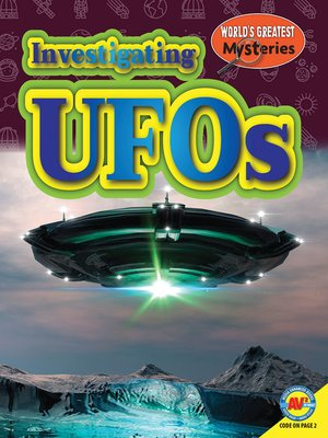 cover image of Investigating UFOs