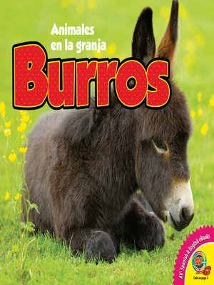 cover image of Burros (Donkeys)