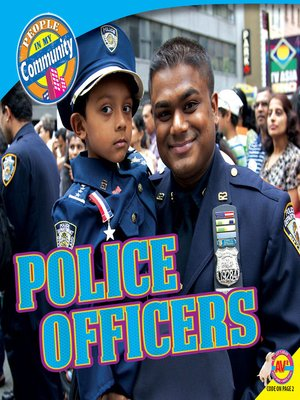 cover image of Police Officers