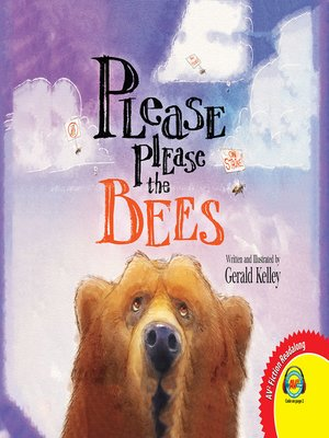 cover image of Please Please the Bees