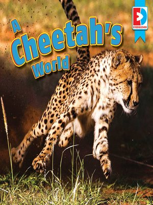 cover image of A Cheetah's World