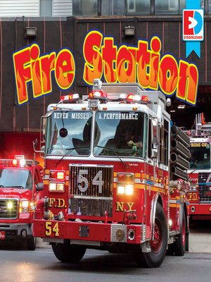cover image of Fire Station