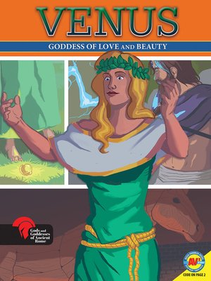 cover image of Venus Goddess of Love and Beauty