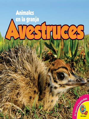 cover image of Avestruces (Ostriches)