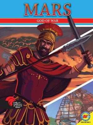 cover image of Mars God of War