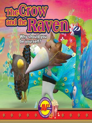 cover image of The Crow and the Raven