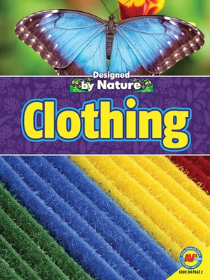 cover image of Clothing